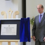 duke of kent_plaque unveiling stand unveiling curtains