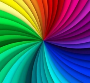 unveiling drapes all the colours of the rainbow no ordinary easel